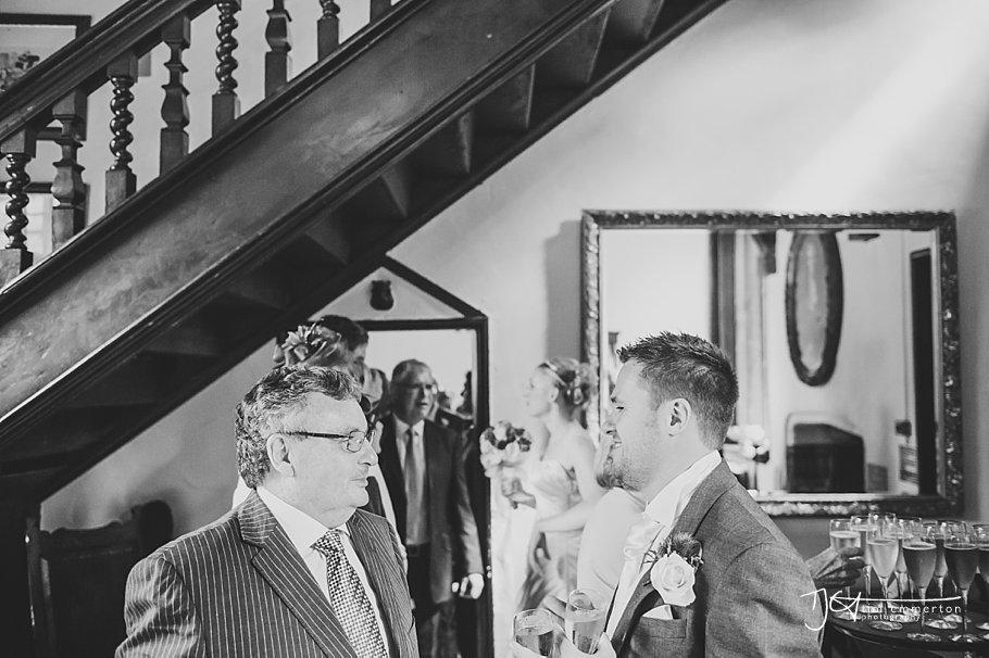 Samlesbury Hall Wedding - Kim & Carl-072
