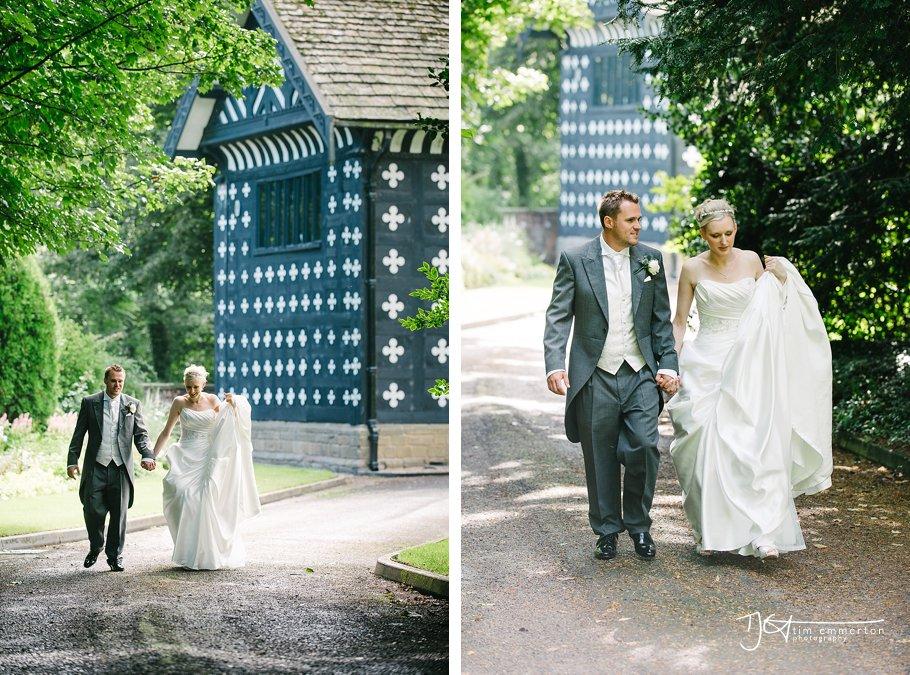Samlesbury Hall Wedding - Kim & Carl-083