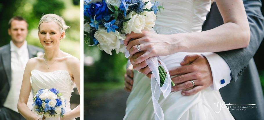 Samlesbury Hall Wedding - Kim & Carl-091