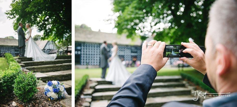 Samlesbury Hall Wedding - Kim & Carl-101