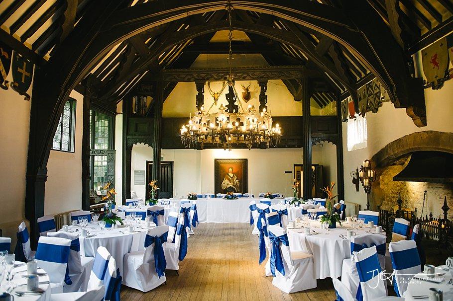 Samlesbury Hall Wedding - Kim & Carl-118