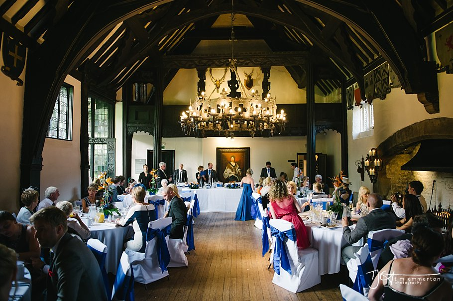 Samlesbury Hall Wedding - Kim & Carl-127