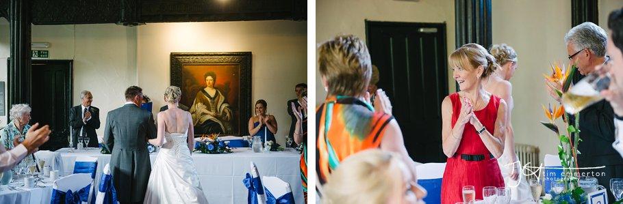 Samlesbury Hall Wedding - Kim & Carl-133