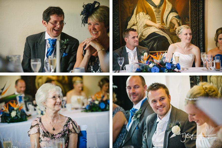 Samlesbury Hall Wedding - Kim & Carl-139