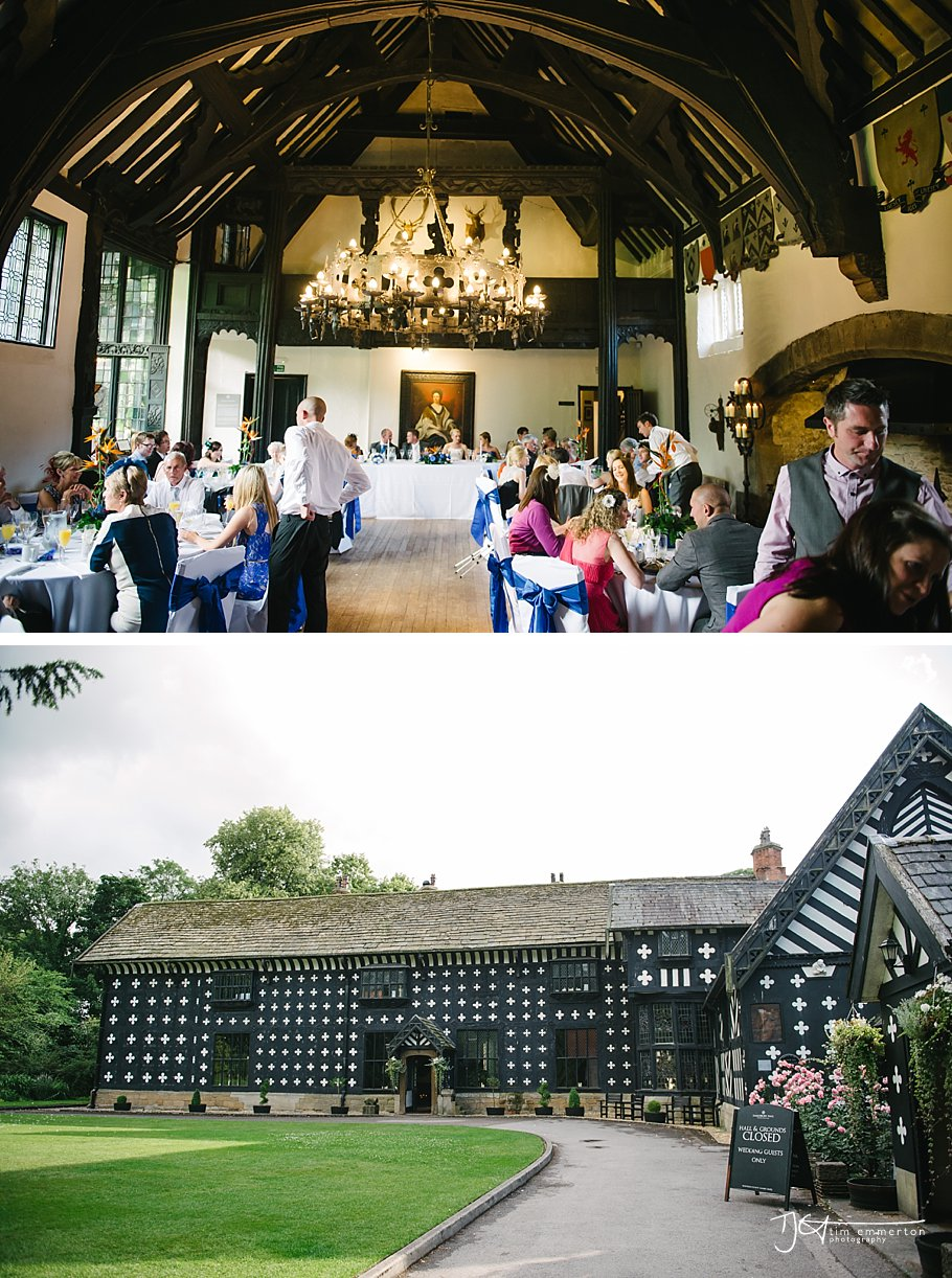 Samlesbury Hall Wedding - Kim & Carl-170