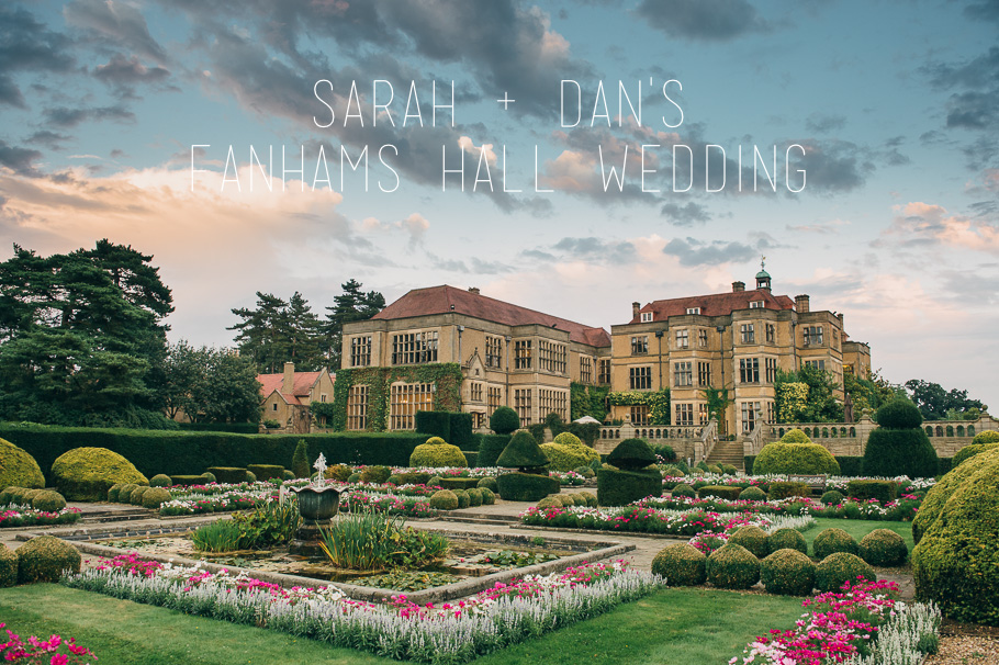 Wedding Photographer Fanhams Hall Hotel Hertfordshire