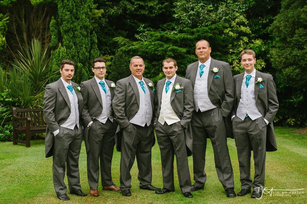 Emma & Rudy Wedding Photographs - Astley Bank-018