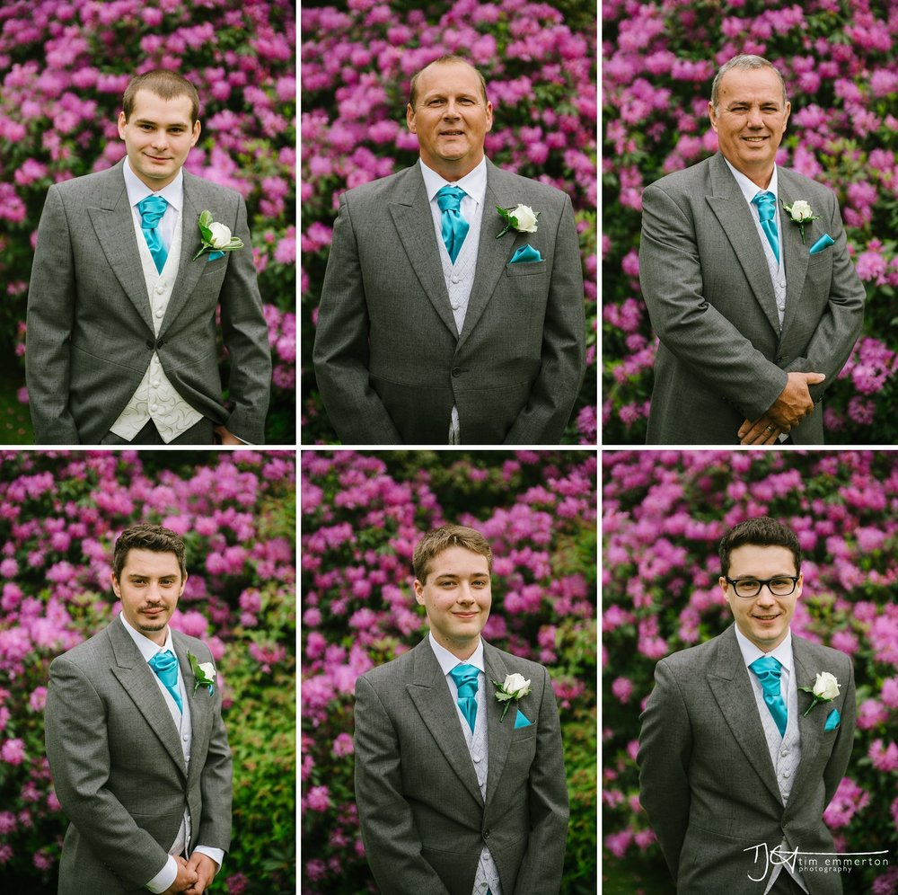 Emma & Rudy Wedding Photographs - Astley Bank-019