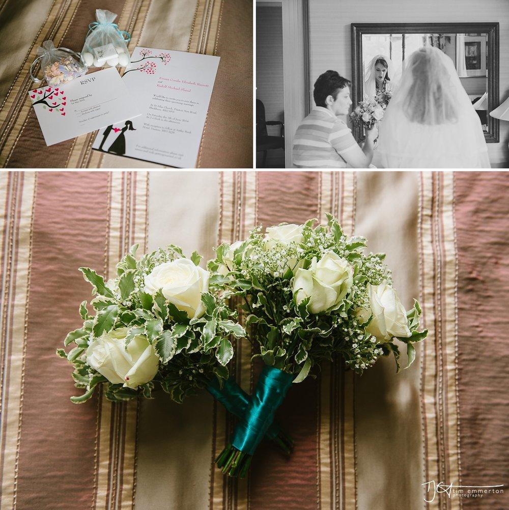Emma & Rudy Wedding Photographs - Astley Bank-031