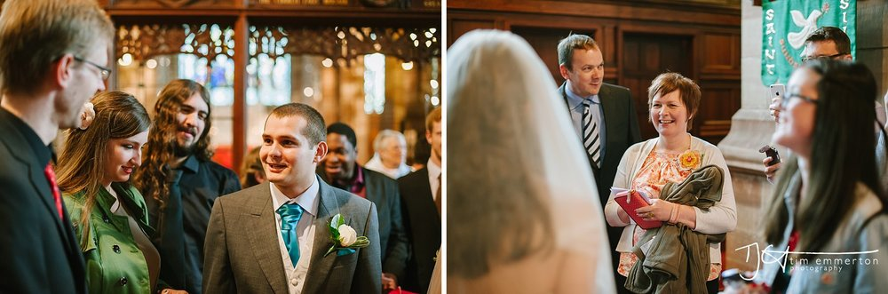 Emma & Rudy Wedding Photographs - Astley Bank-090