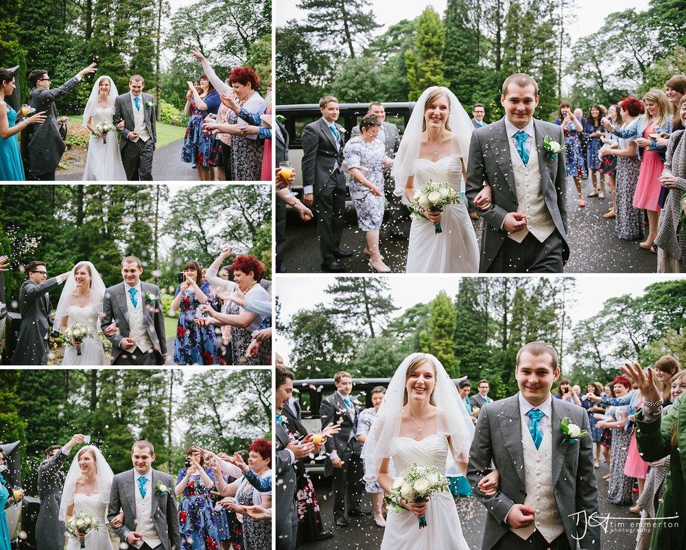 Emma & Rudy Wedding Photographs - Astley Bank-115