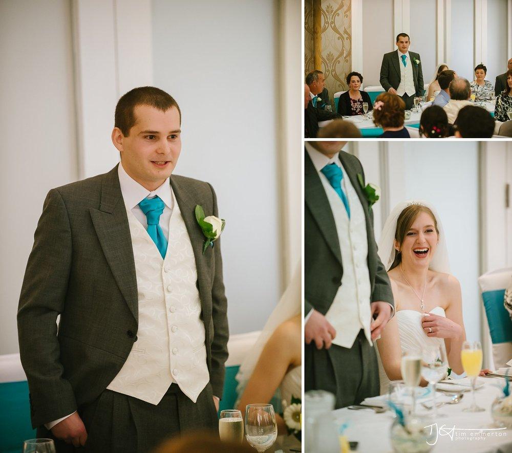 Emma & Rudy Wedding Photographs - Astley Bank-166