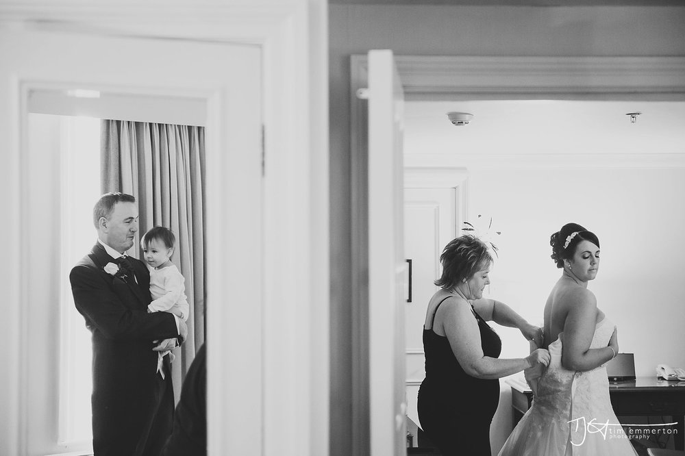 Jemma & Richard Bartle Hall Wedding Winter-007