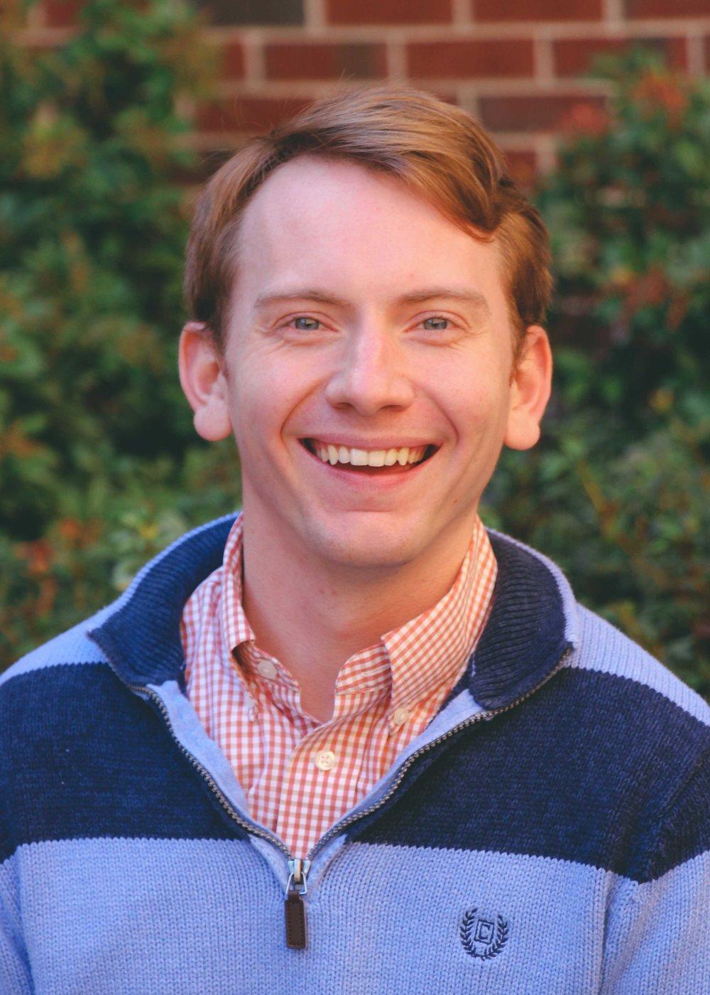 GRANT FREDERICK /Minister of Music - gfrederick@bonsackbaptist.org