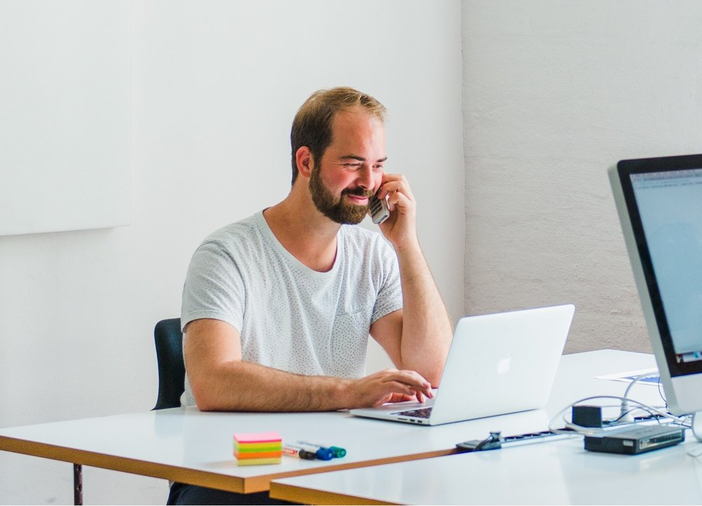 Philipp Hentschel, Project Management, German speaking, based in Berlin