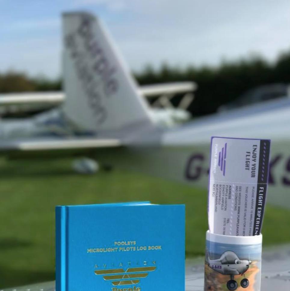 Purple Aviation