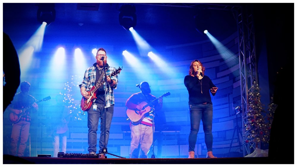 Vineyard Worship - We love music. It's an amazing way to connect and come together, a key part of our culture, and we rock it out. Our worship team plays live at both the Wheeling Campus and Highlands Campus, and we can't wait for you to join in the experience! You won't want to miss this.