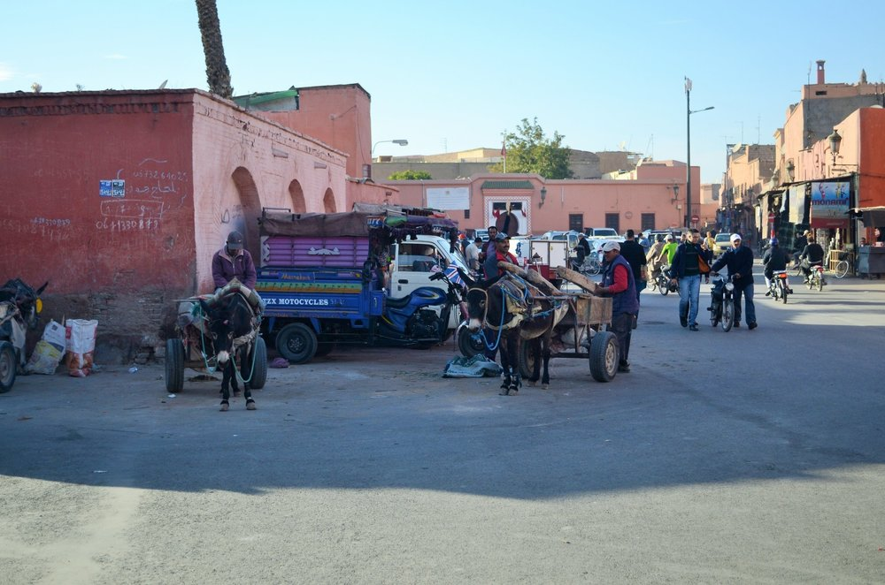 Day 2 - Drive the roads of Morocco