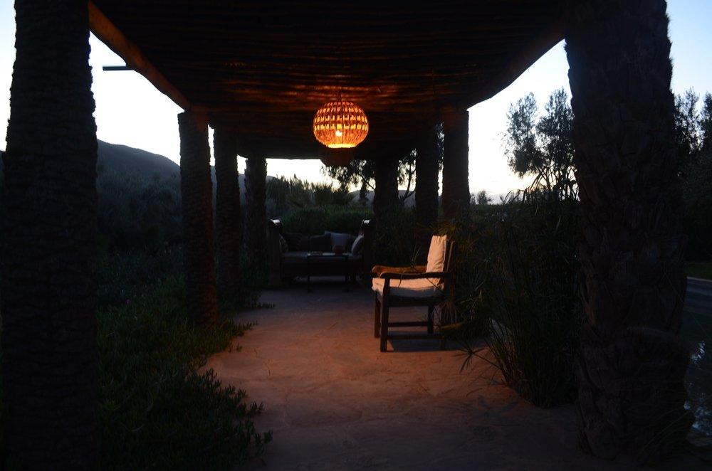 Day 5 - A night of indulgence - Ourika