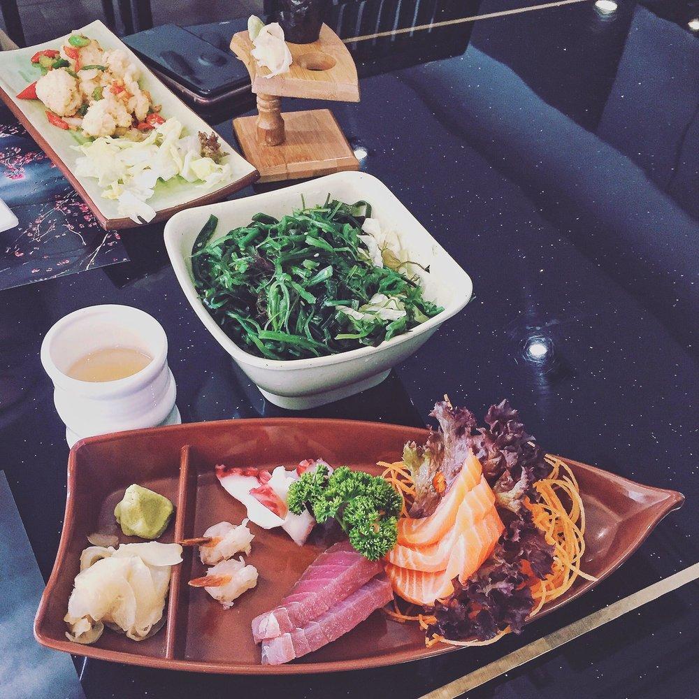Moonsha Derby Sushi