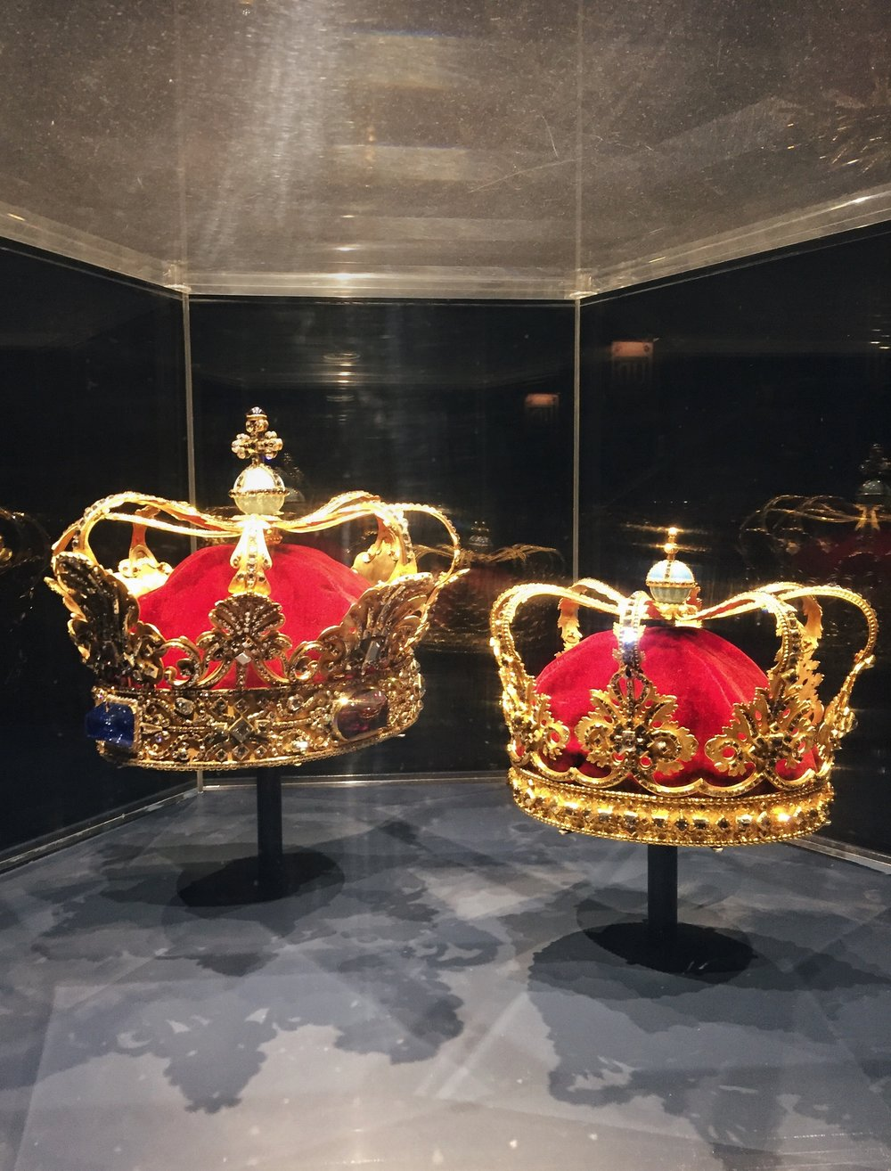 Crown Jewels, Rosenborg Slot, Copenhagen