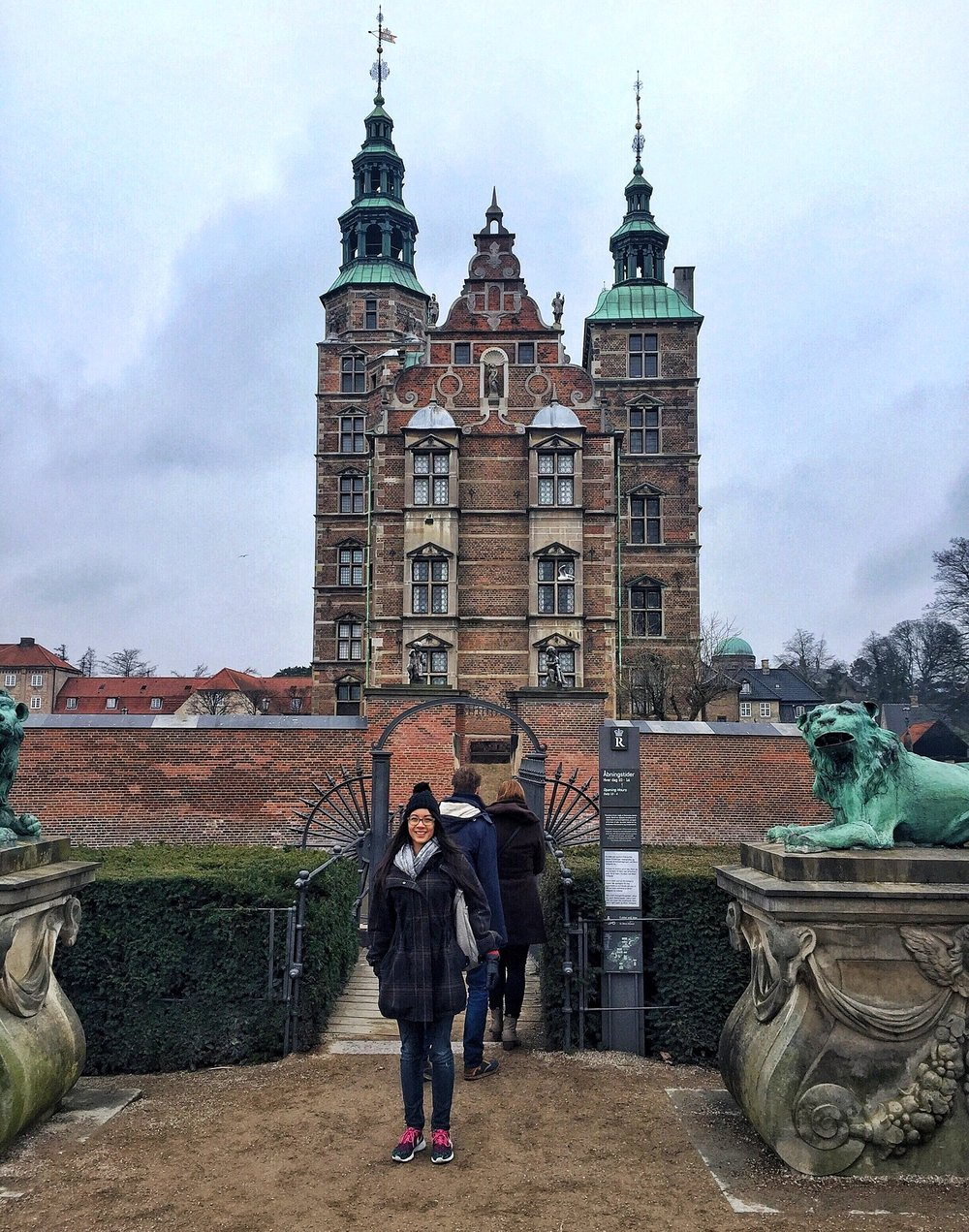 Copenhagen Weekend Rosenborg Slot