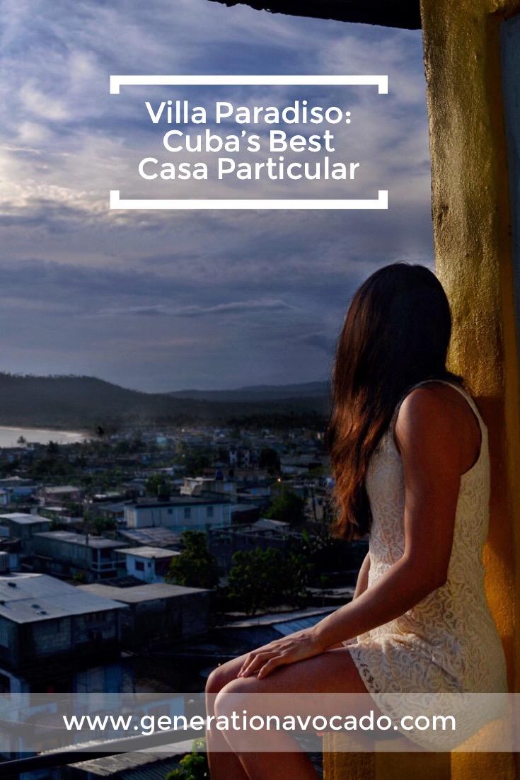 Villa Paradiso - Baracoa, Cuba