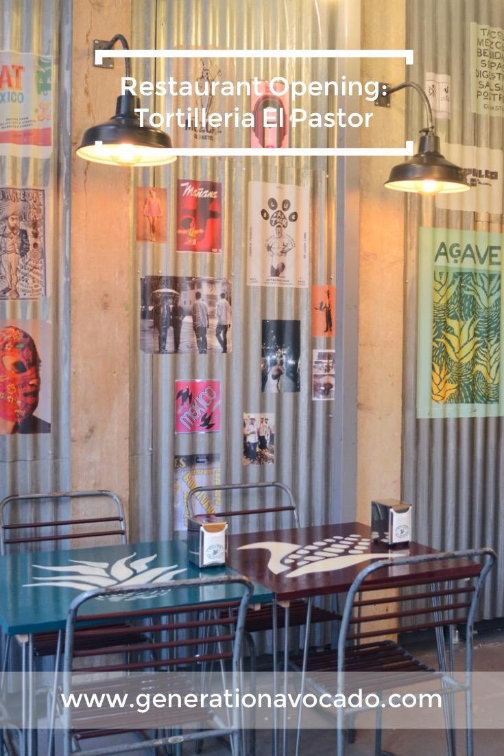 Tortilleria El Pastor Restaurant
