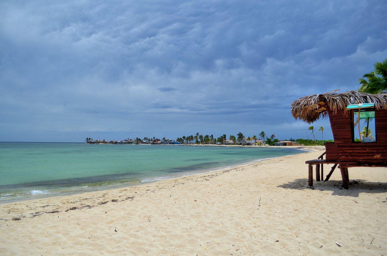Playa Los Cocos, Cuba