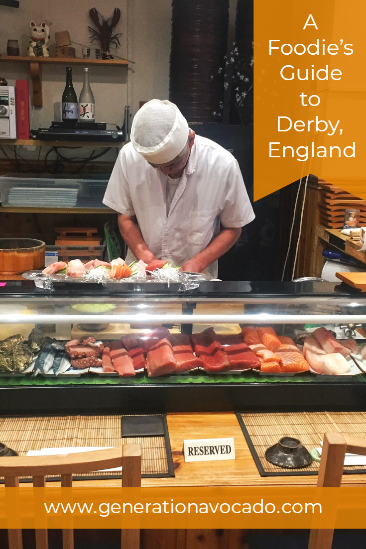 A Foodie's Guide to Derby, England