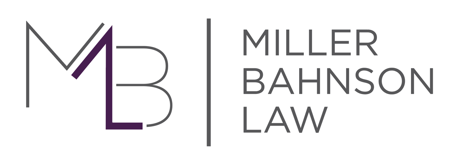 Miller Bahnson Law