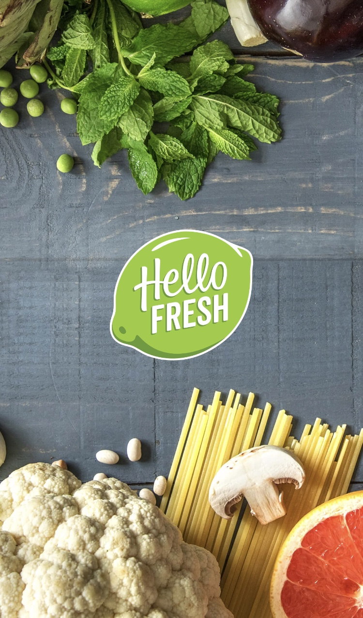 Image Courtesy of Hello Fresh App