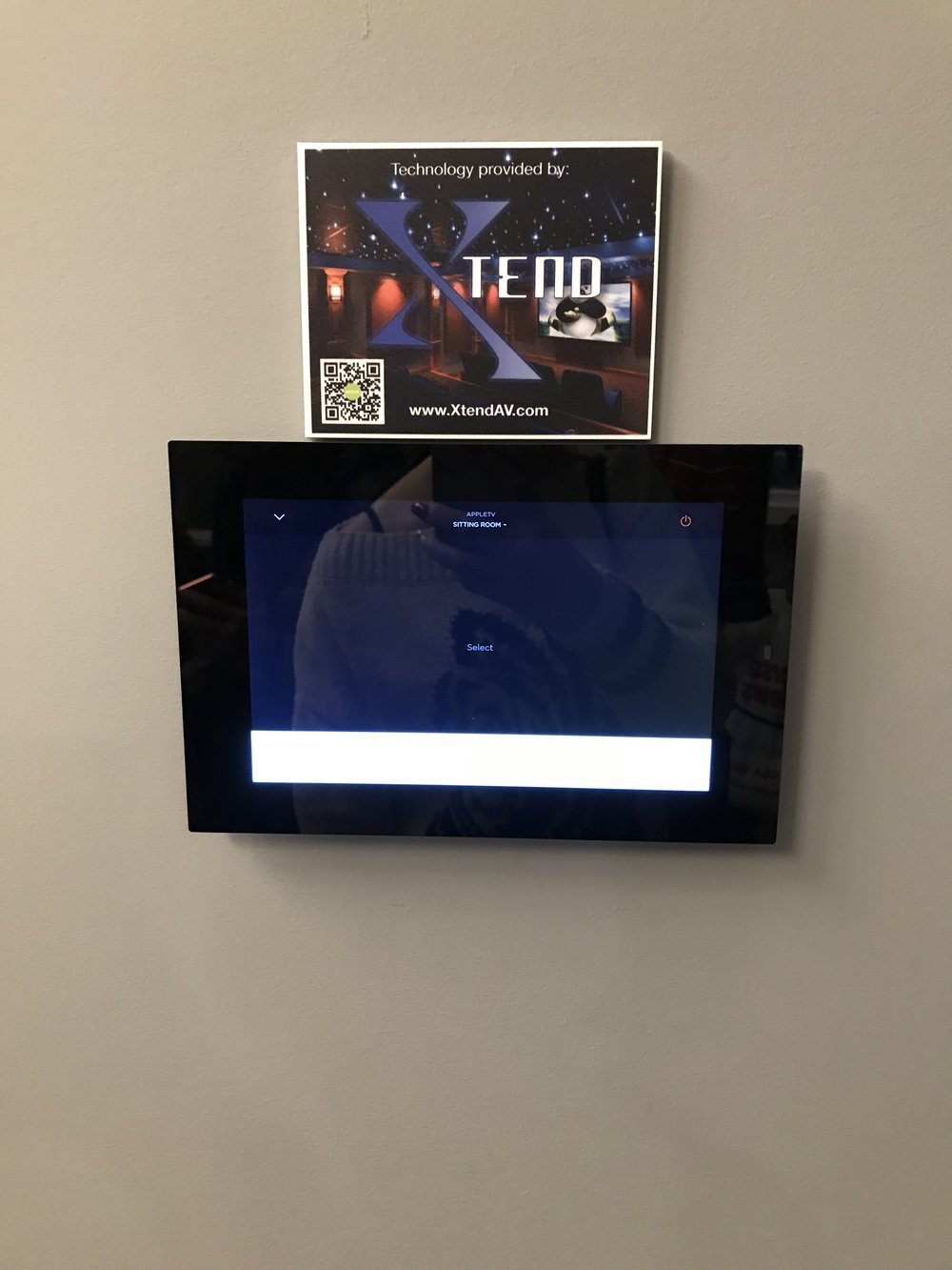 Control everything through these touch screen panels