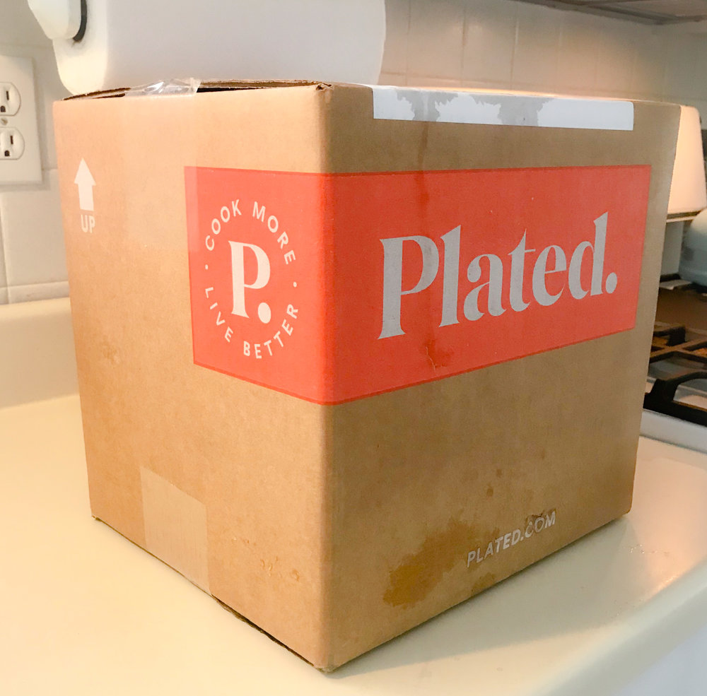 Plated Delivery Box