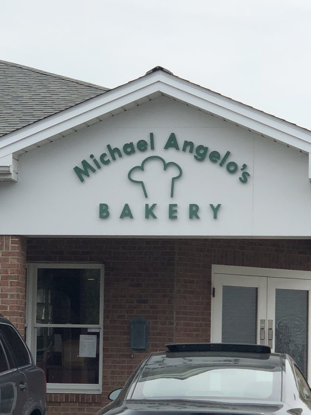 Michael Angelo's Store Front