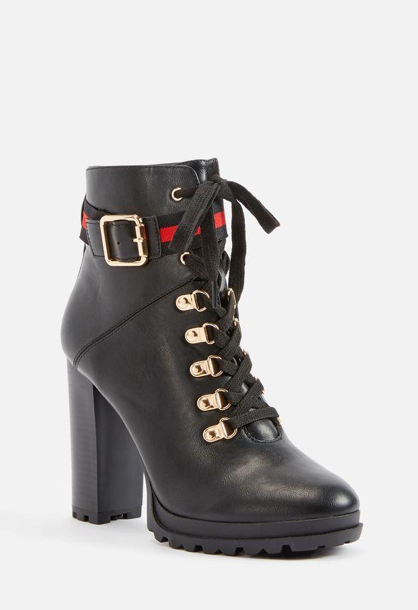 Ribonea Combat Boots