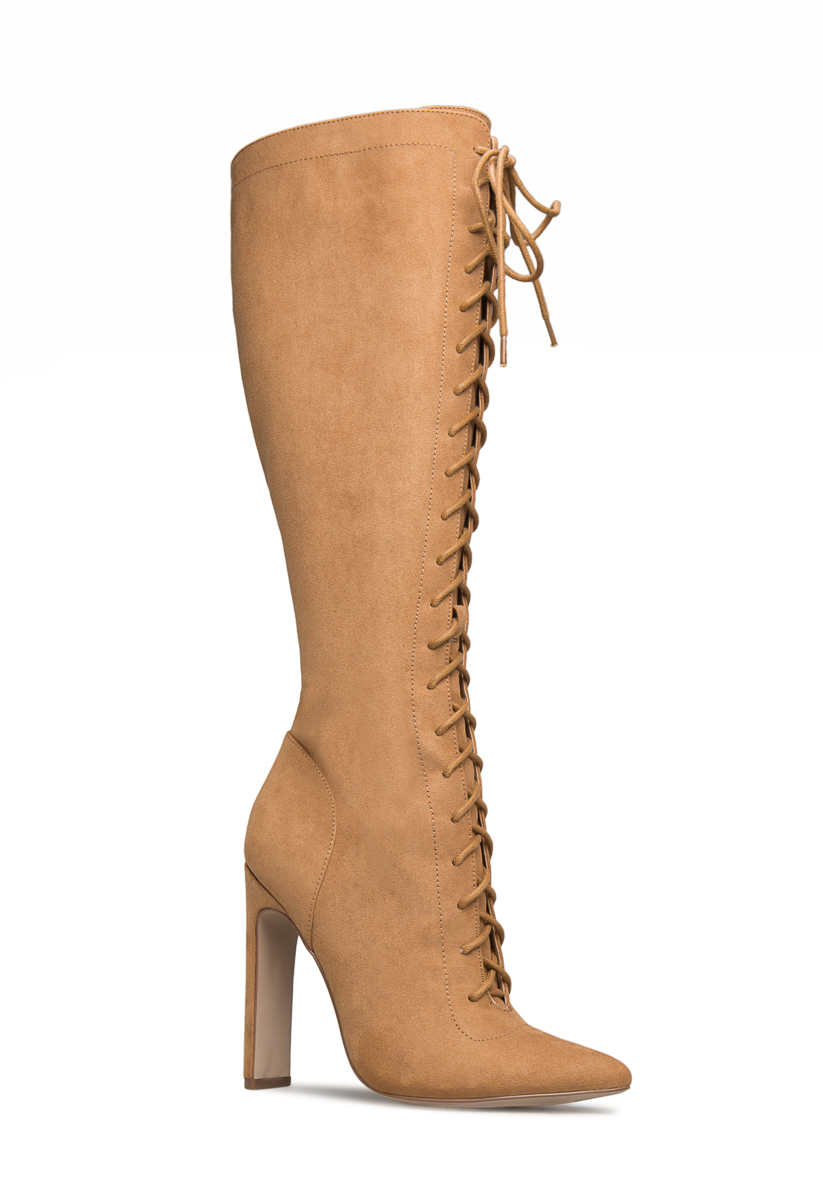 Rossana Lace-Up Boot