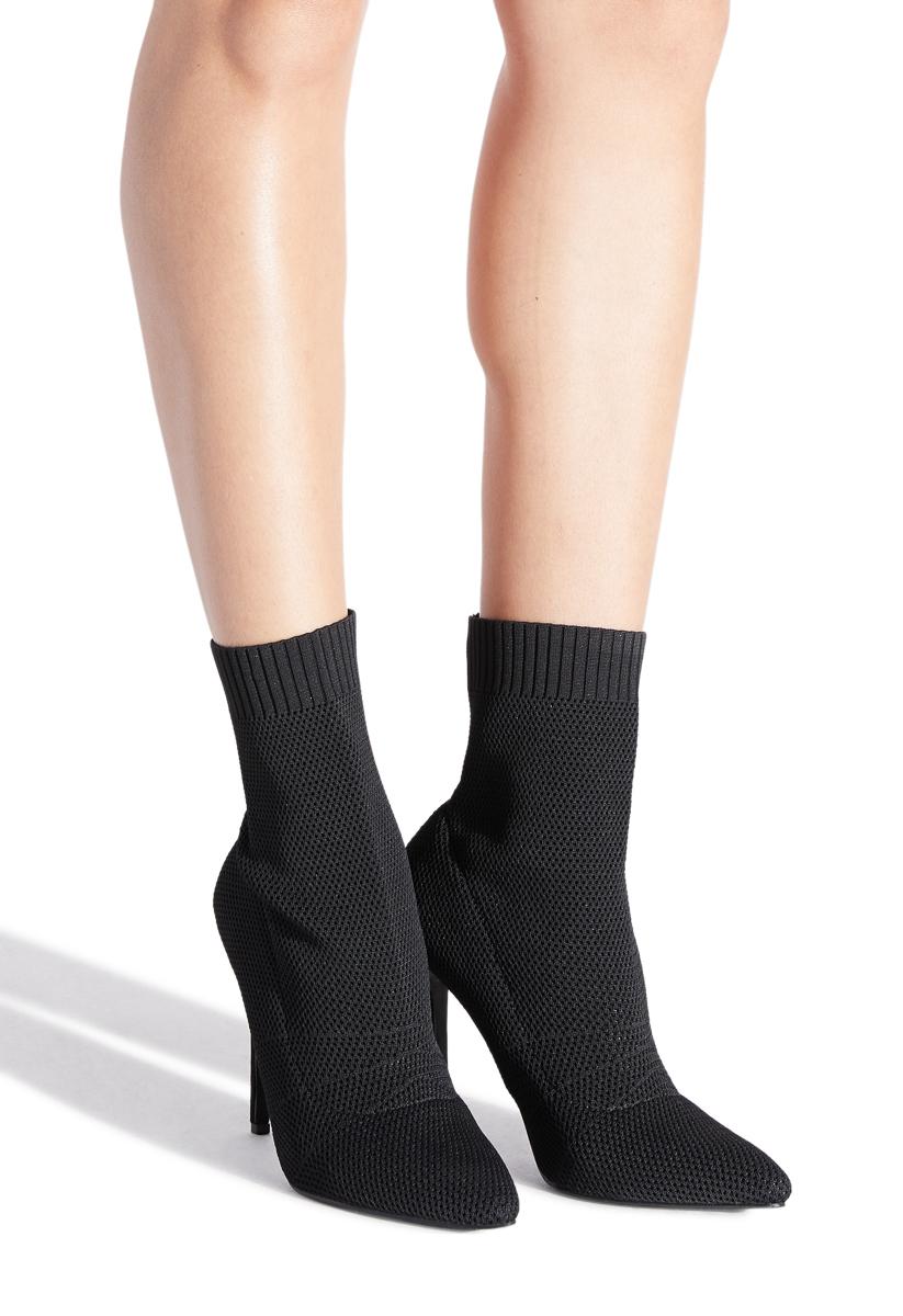 Angelique Sock Bootie