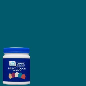 Sherwin Williams 2018 Color of the Year: Oceanside SW 6496