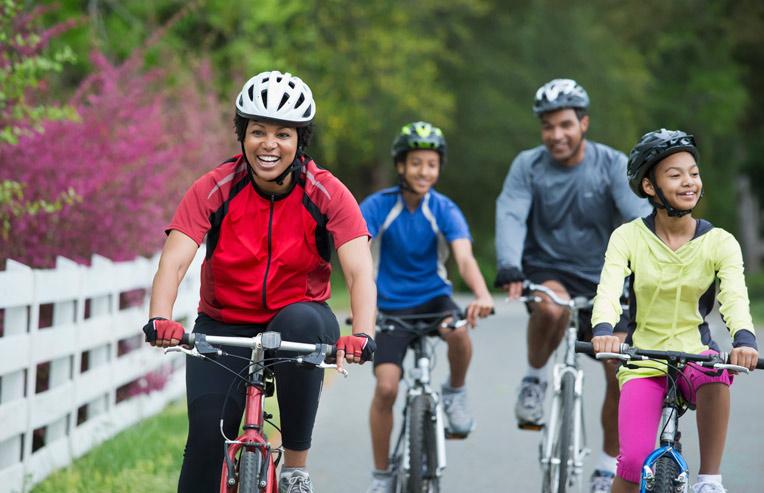 Go on a Bike Ride or Hike