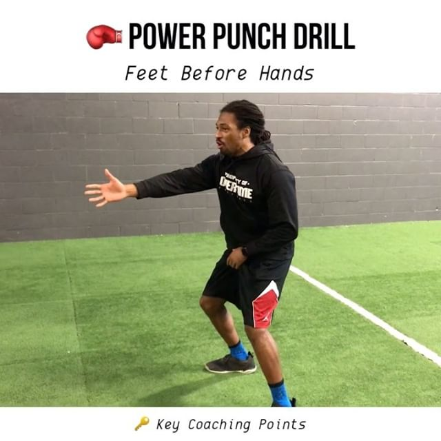 """🥊 How to Block like a Pro 👉SWIPE for EXPERT DEMO - 🔑 Key Coaching Points • Control the """"Play-Side Shoulder"""" • Punch Inside • Win with your Feet First - 👌 watch @josh_macaroni67 work! Great demonstration of the technique... - ⚠️ TAG your teammate! - . . . . . - #FootballDrills #FootballWorkout #FootballMotivation #FootballCoach #YouthFootball #Highschoolfootball #widereceiver #footballPractice #flagfootball #dbdrills #Footballtraining  #defensiveback #canadianFootball #americanfootball #footballcamp  #nfltrainingcamp #nfldraft  #speedwork #Speedandathleticism #speedandagility #speedtraining #ncaafootball #Speedkills #Quickness #offensivelineman #offensiveline #blockingdrills #specialteams"""