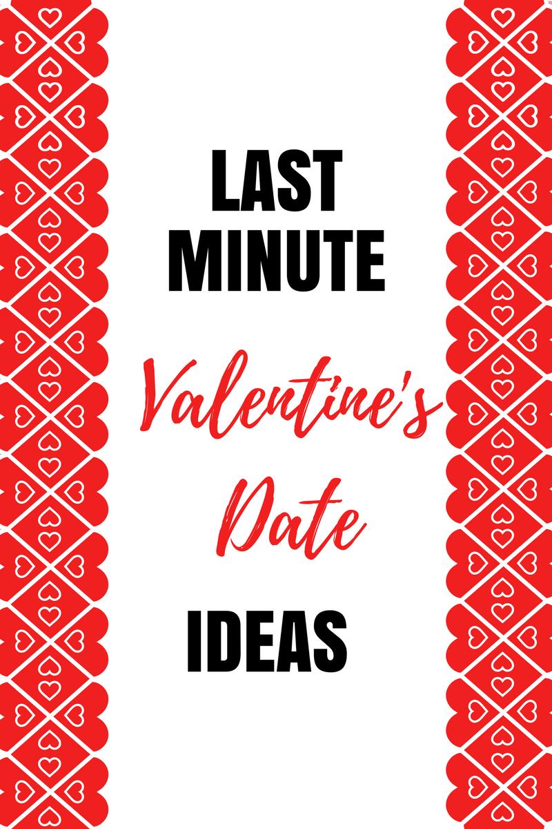 9 Last-Minute Valentine\'s Date Ideas — Food, Pleasure & Health