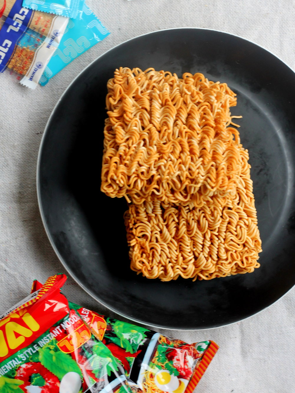 healthyinstant noodles