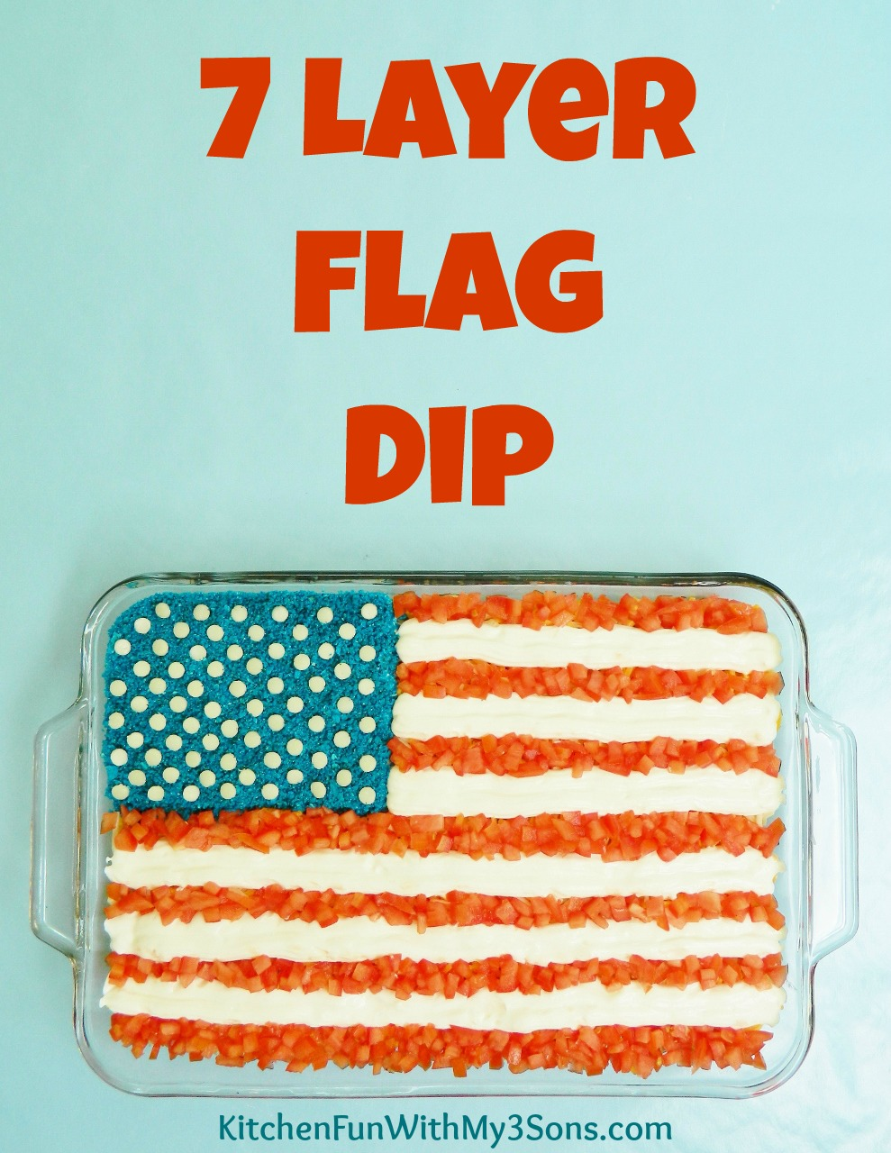 7-Layer-Mexican-Flag-Dip-1