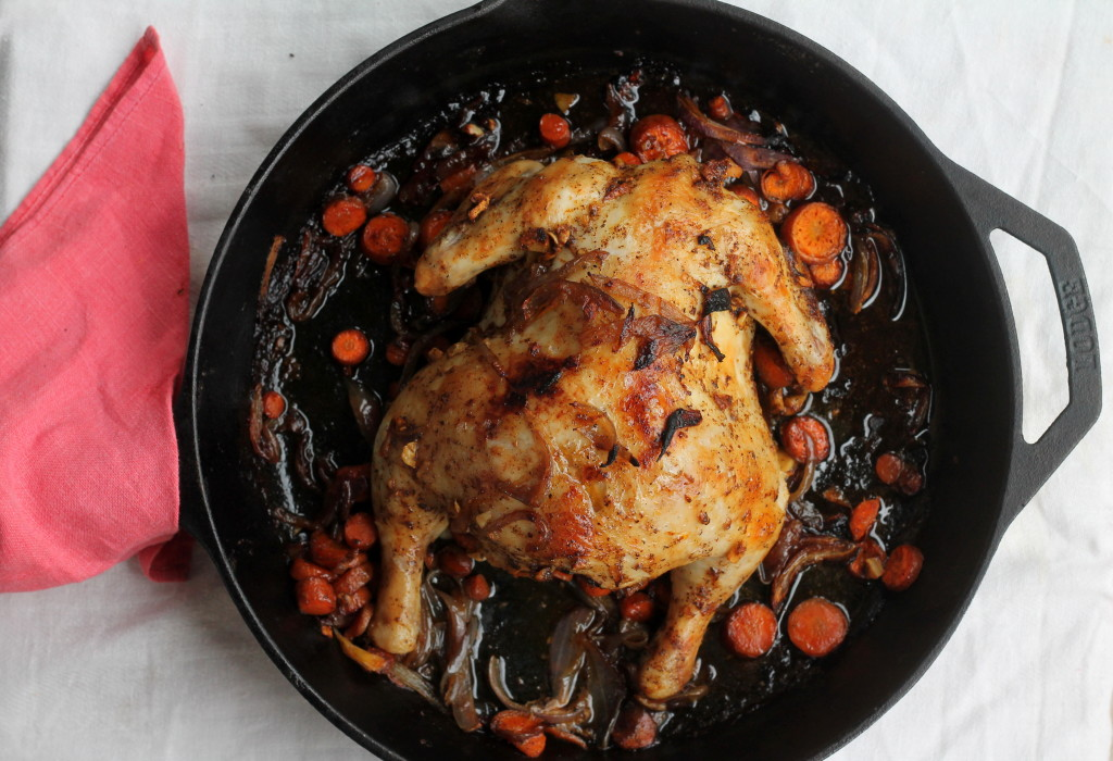 easy-roast-chicken