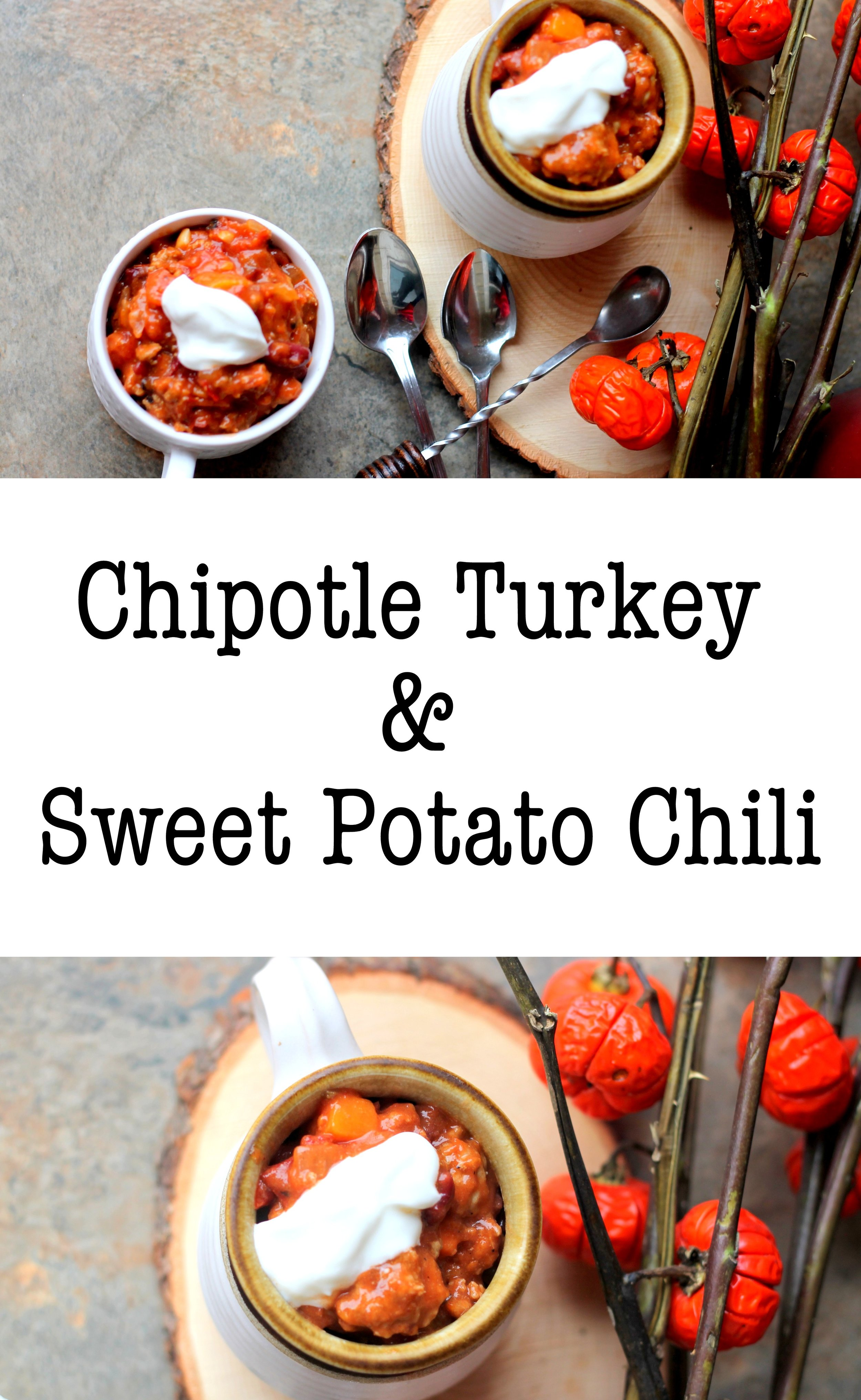 chipotle turkey and sweet potato chili7