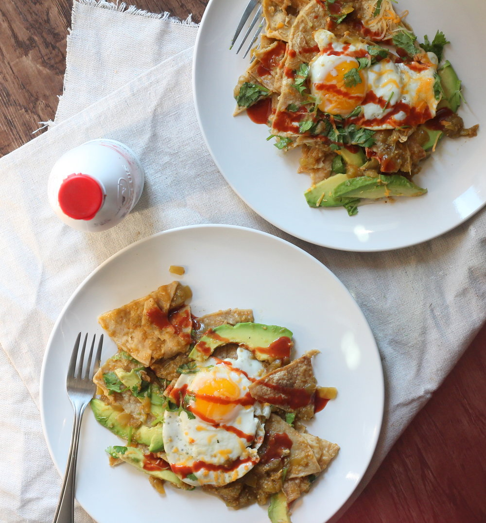 greenchilaquiles