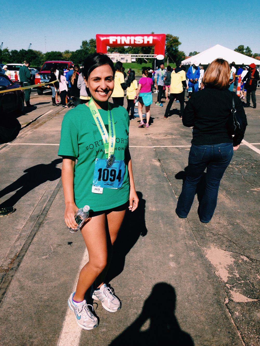fort worth marathon 2015