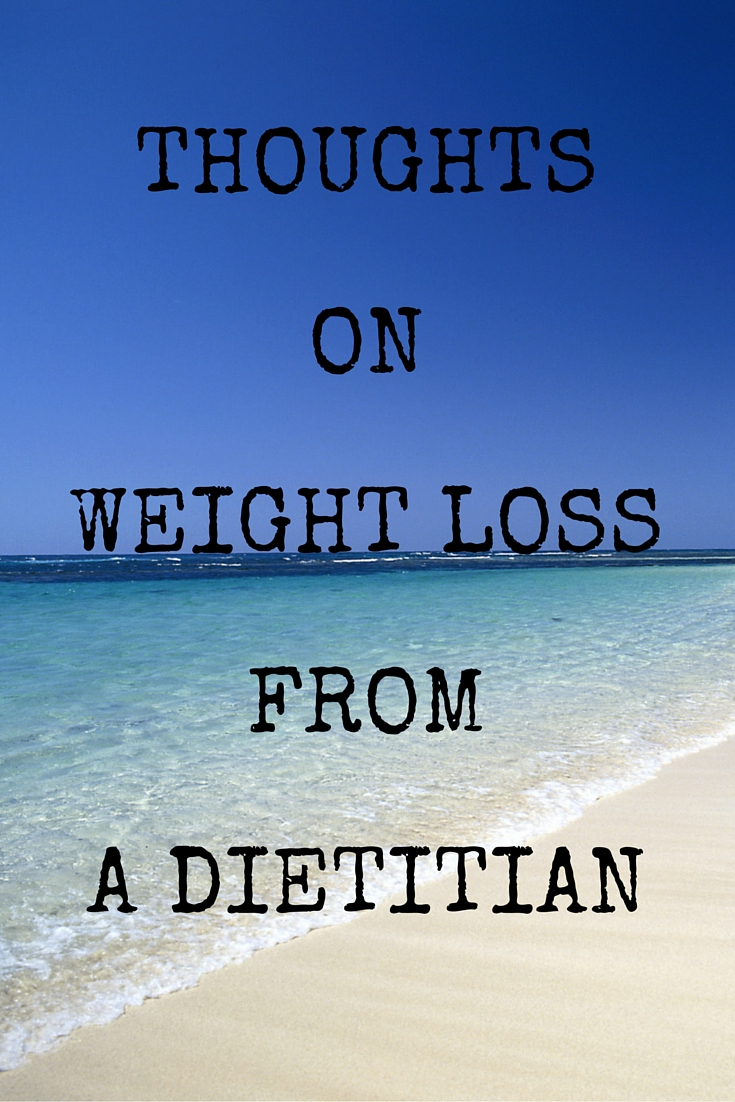 Weight Loss Dietitian