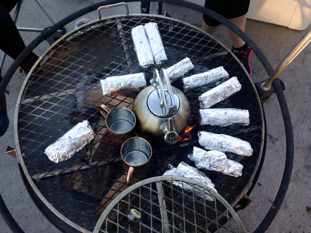 Camping Friendly Tacos